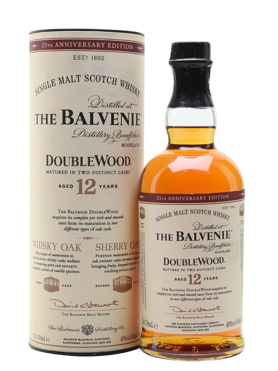 Balvenie 12 year